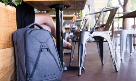 Knack Bags – Work and Play Out of Just One Bag