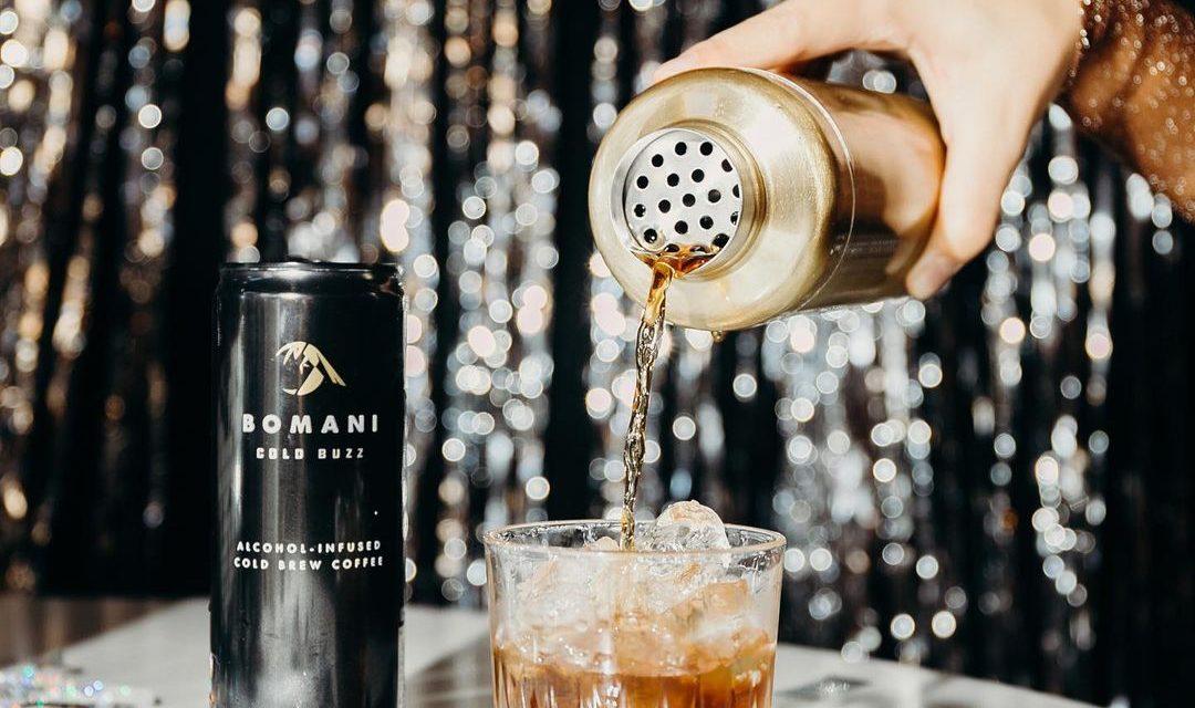 BOMANI Cold Buzz – Alcohol-infused Cold Brew Coffee