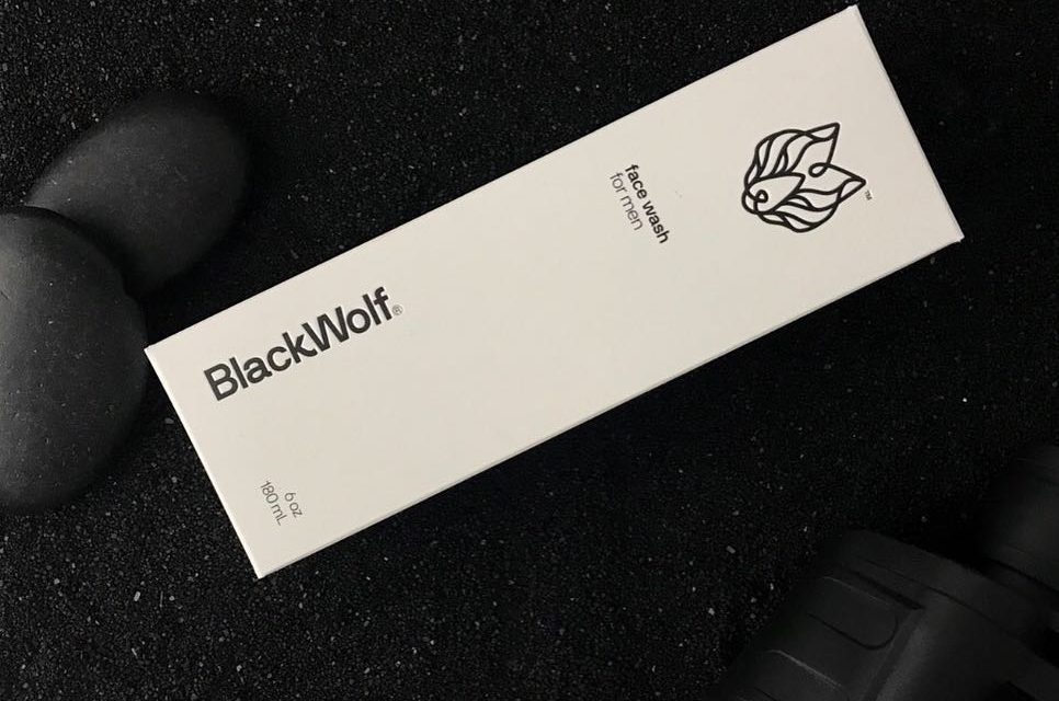 Black Wolf – Extra Effective Skincare for Guys