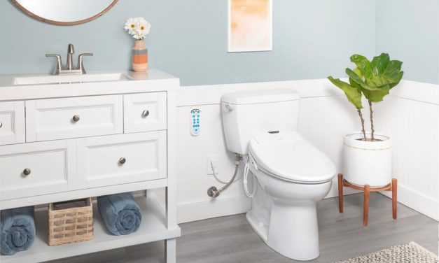 Omigo – Instantly Turn Your Toilet into a Modern Bidet