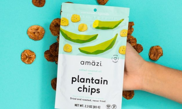 Amazi Foods – Snack with a Purpose