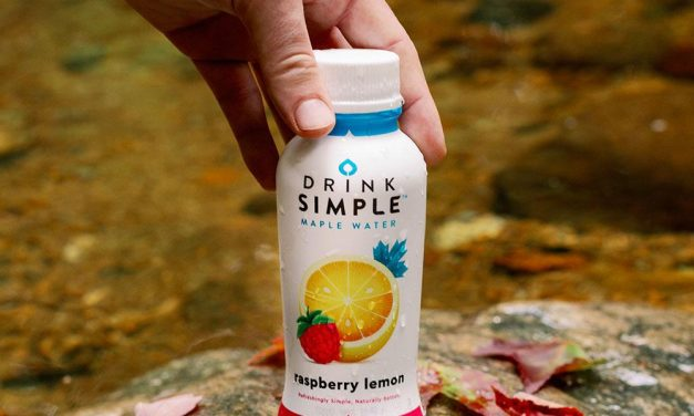 Drink Simple – Plant-based Water Sourced From Maple Trees