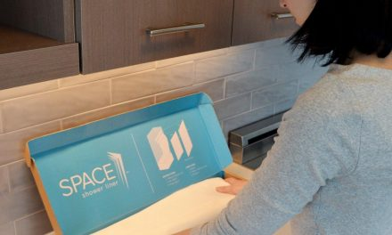 Space – Shower Cling is a Thing!