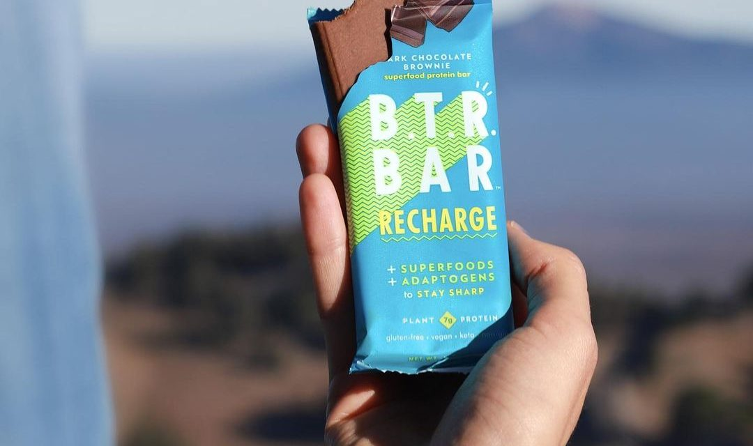 B.T.R. Bar –Protein Bars with a Purpose
