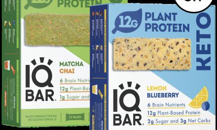 IQBar – The Brain and Body Protein Bar