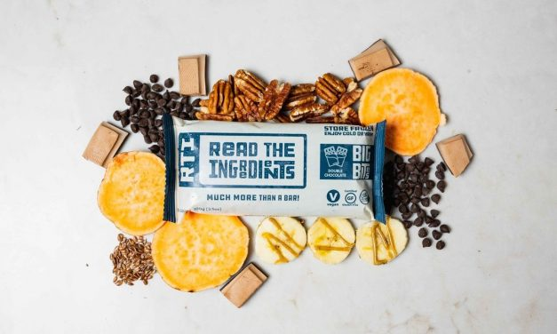 Read The Ingredients – More than a Bar, a Plant-Based Meal