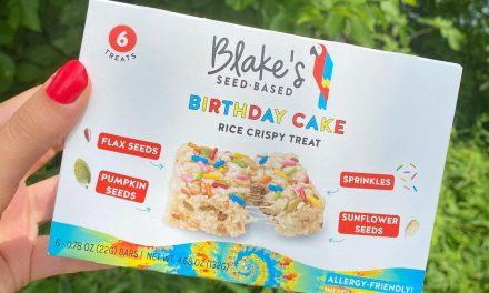 Blake's Seed Based – #SeedYourPassion