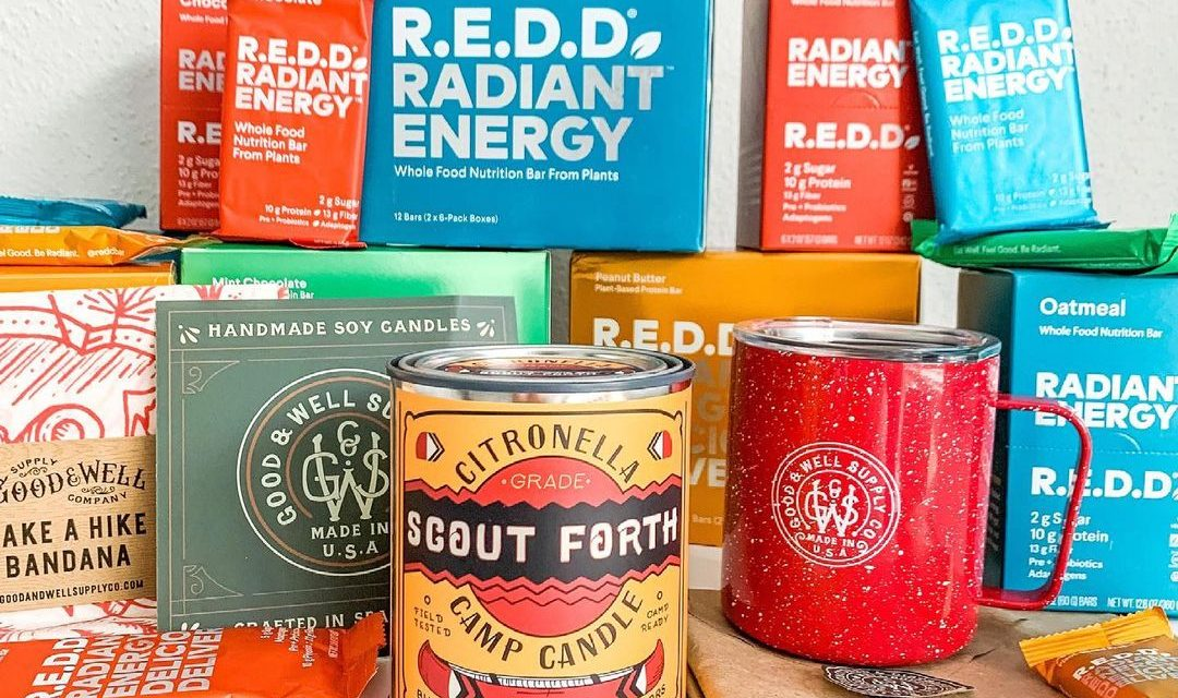 R.E.D.D. – Products Packed with Functional Benefits