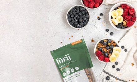 Forij – Functional Mushroom Brand That Bites