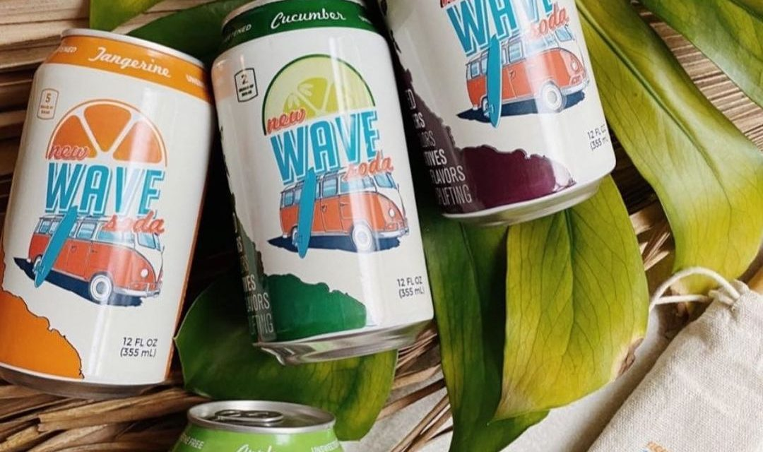 Wave Soda – Your New Healthy Soda Replacement