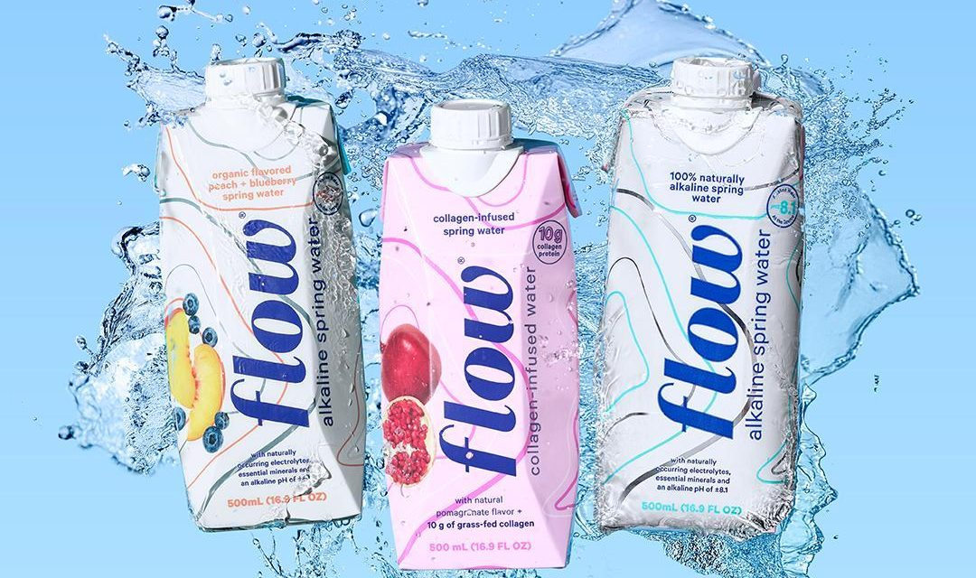 Flow Alkaline Spring Water – Water with a Purpose