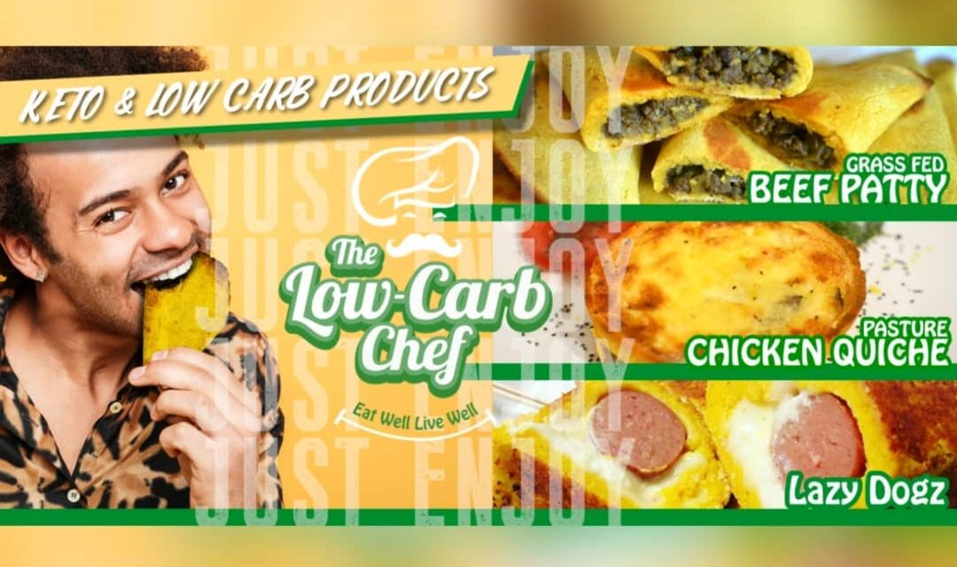 The Low-Carb Chef – How Keto Changed (Saved) His Life