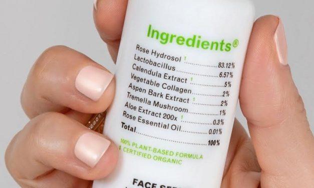 Ingredients – Radical Transparency. 100% Plant-based.