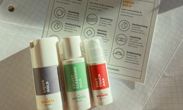 Stratia – Healthy Skin Backed by Science