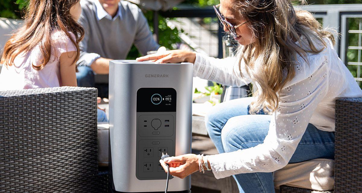 Generark – Reliable Solar Generator for the Modern Home