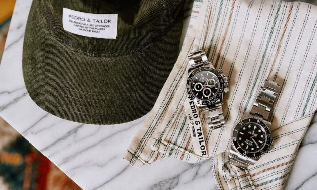 Pedro & Tailor – Rewriting History through Everyday Luxuries