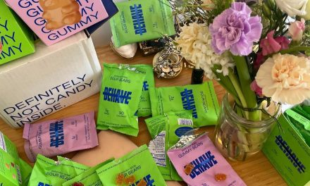 BEHAVE – Low-Sugar Candy that Actually Tastes Like Candy