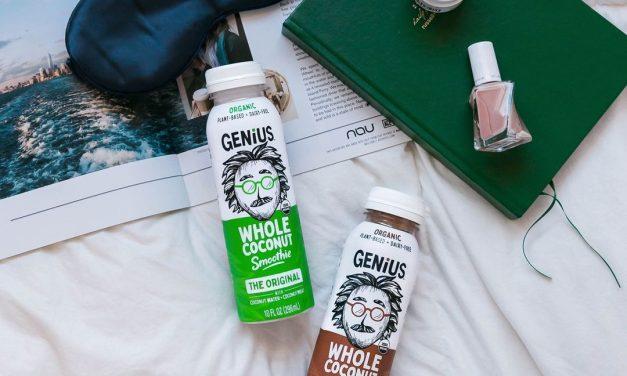 Genius Juice – Creamy, Plant-Based Perfection