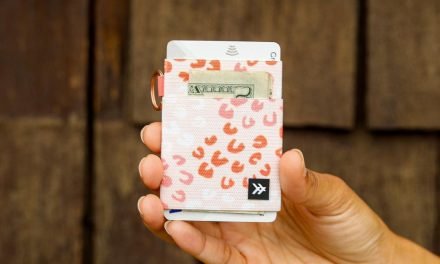 Thread Wallets – How to Build a Brand with Your Spouse