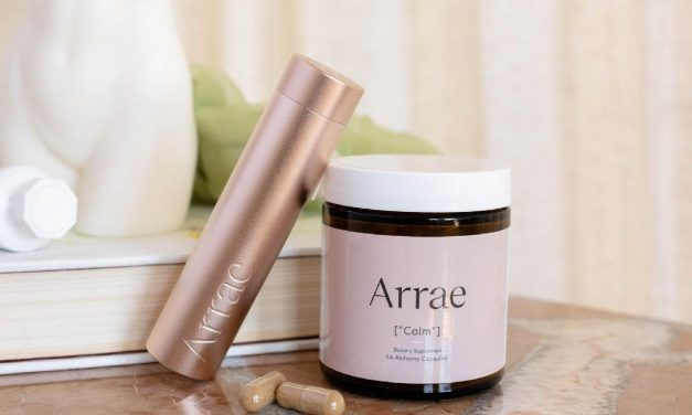 Arrae – 100% Natural, Targeted Supplements that Work