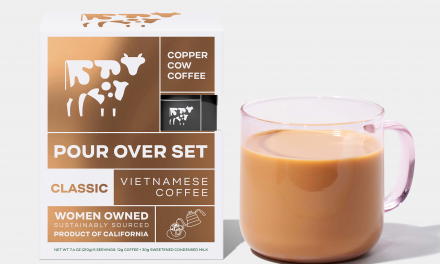 Copper Cow Coffee – A Perfect Vietnamese Style Cup of Coffee