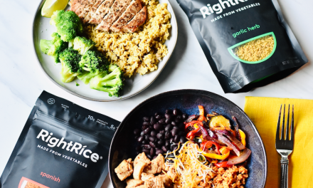 RightRice – Rice Packed with the Power of Veggies.