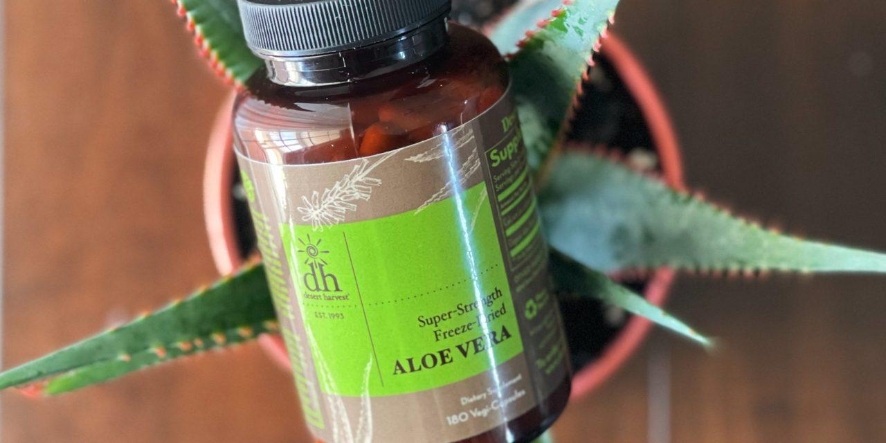 Desert Harvest –  The Power of Aloe Vera