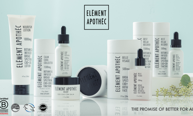 Element Apothec – Improving the Quality of their Customer's Lives